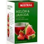 MISTRAL Meloun a jahoda 20 porcí 40 g