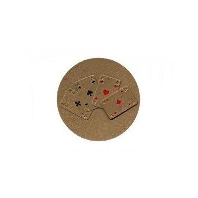 Emblém 4 esa - bronz