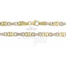 Luxur gold zlatý náramek 2944195