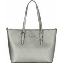 Flora   Co dámská kabelka elegantní pevná kabelka na rameno VK0251-52 d7645d97734