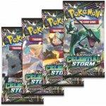 Pokémon Sun and Moon Celestial Storm Booster