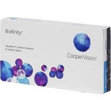 Cooper Vision Biofinity 6 čoček