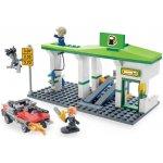 Hasbro KRE-O CityVille Čerpací stanice