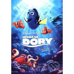 Hľadá sa Dory DVD