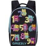 Grizzly batoh RS 764-6 černý