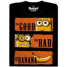 Bastard Hodný zlý a banán