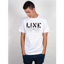 Line Stencil White