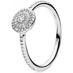 Pandora Stříbrný třpytivý prsten 190986CZ od 1 190 Kč - Heureka.cz 1df3b4a1cb6