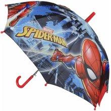 Disney Brand Chlapecký deštník Spiderman - modrý