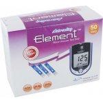 Element Auto-coding, testovací proužky do glukometru 50 ks