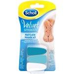 Scholl Velvet Smooth náhradní hlavice 3ks