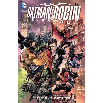 Batman and Robin Eternal TP Vol 1 Scott Snyder, Tim Seeley