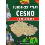 Turistický atlas Česko 1:50 000 Šanon