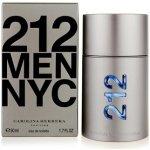 Carolina Herrera 212 NYC toaletní voda pánská 50 ml