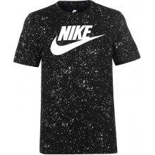 Nike GX tričko pánské black/white