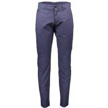Man Trousers Guess Marciano Modrá