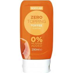 Bodylab Zero Topping Syrup slaný karamel 290 ml