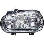 L.přední světlo hlavní světlomet VW GOLF IV 97-04 H1/H7
