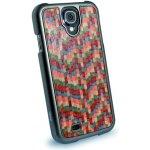 Pouzdro Dado Design Caleido Samsung Galaxy S4 motiv Harlequin