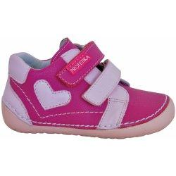 Protetika Pony - růžové. Protetika Dívčí kotníkové barefoot boty ... 92cba34e5b