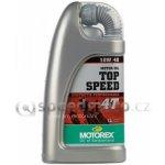 Motorex Top Speed 4T 10W-40 1 l