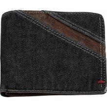 4b4750e5aaa Diesel Pánská kožená peněženka Černá 9625
