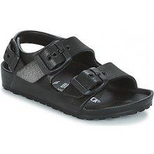 Birkenstock Milano - Eva sandály černá
