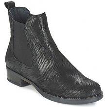Betty London Kotníkové boty MALAGA Černá