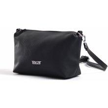 Bright Sportovní dámská kabelka přes rameno malá černá c86d6c9229