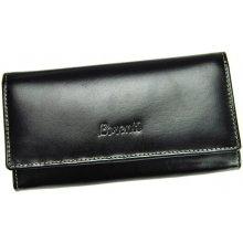 Lorenti Dámská kožená peněženka RD 12 BAL černá