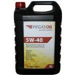 Pegas oil 5W-40, 5 l