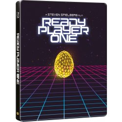 Ready Player One: Hra začíná 2D+3D BD Steelbook
