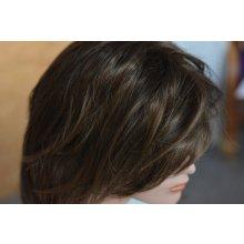 Exclusive wigs by Lubo Colorado brown