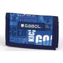 Gabol Unisex peněženka Goal modrá