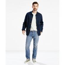 Levi´s pánské džíny 504™ STRAIGHT FIT 29990-0552 Modrá