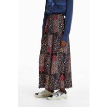 kalhoty Desigual Winkler negro 0994004568