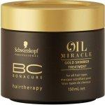 Schwarzkopf BC Oil Miracle kúra gold shimmer 150 ml