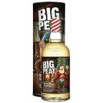 Big Peat Christmas Blended Malt Scotch Whisky 2016 0,7 l