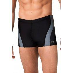 Winner Philip pánské plavky nohavičkové černé-šedé od 382 Kč ... 08d5cb3b87
