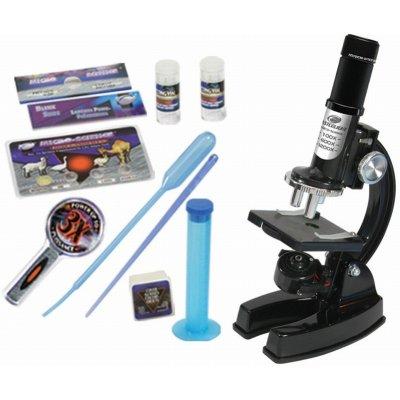 MAC TOYS Mikroskop na baterie dětský set v kufříku