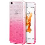 Pouzdro Kryt HOCO Diamond Series Gradient Apple iPhone 6 Plus/6S Plus růžový