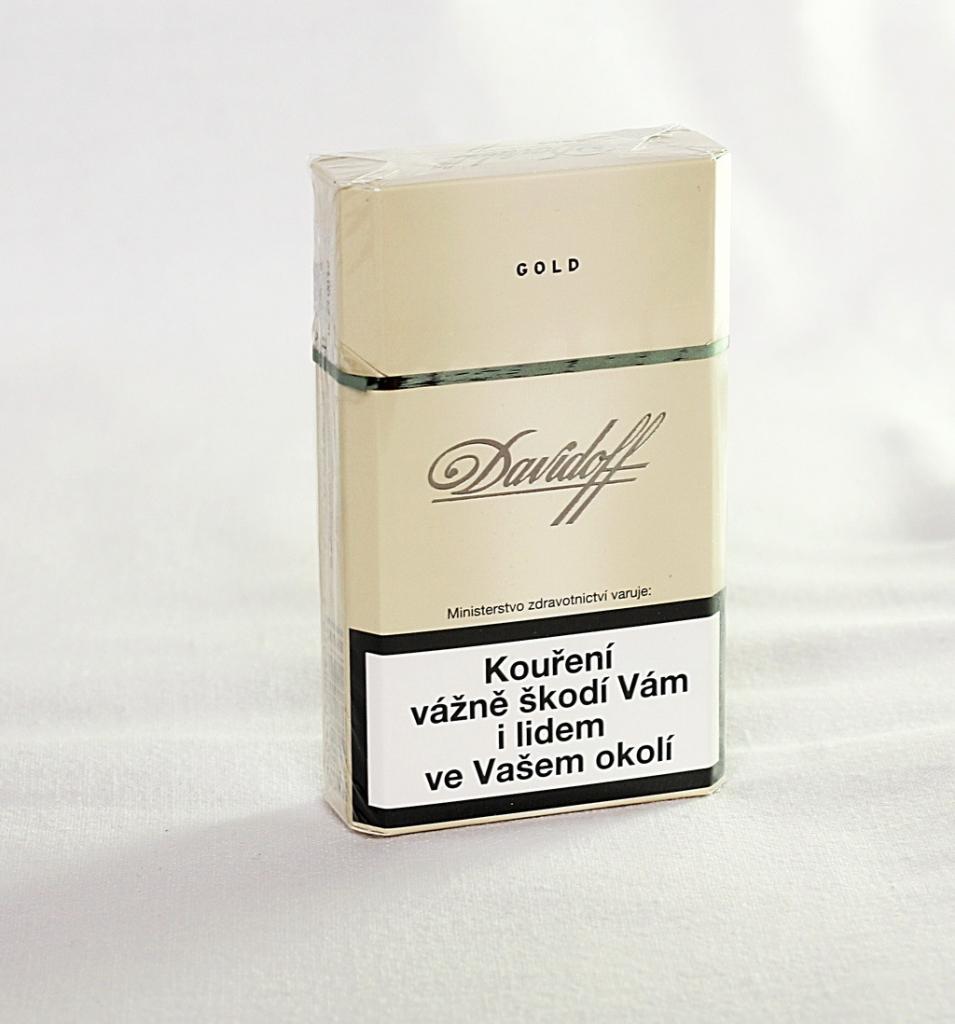Davidoff Gold od 94 Kč - Heureka.cz