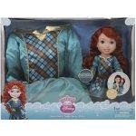 Blackfire Disney Princezna a dětské šaty Merida/Rebelka