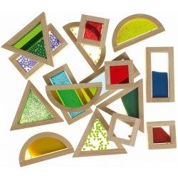 TickIt Sensory Blocks smyslové kostky 16ks
