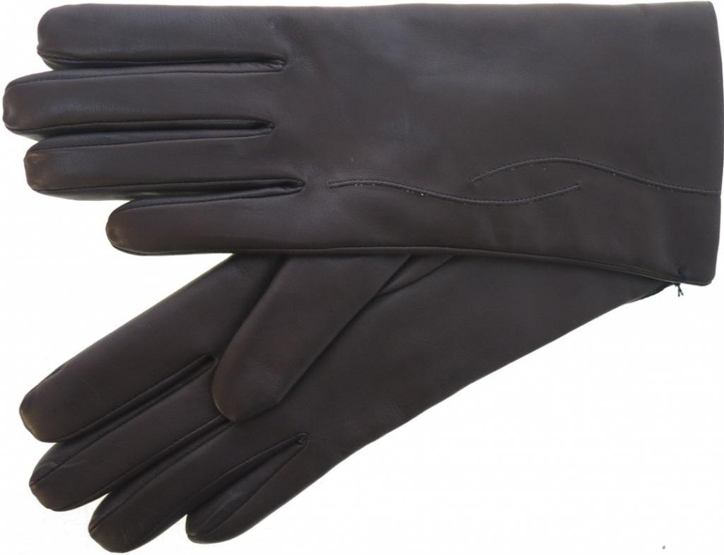 dámské kožené rukavice ND 4162 it tmavě hnědé od 890 Kč - Heureka.cz dd1f80757f