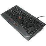 Lenovo ThinkPad Compact USB Keyboard with TrackPoint / klávesnice s trackpointem / česká (QWERTY nebo ABB) (0B47197)