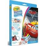 Crayola Color Wonder kouzelné omalovánky Auta 3 Cars 3