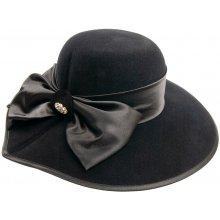 2cacba42bb9 Plstěný klobouk černá Q9030 53408 17AA