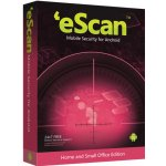 eScan Mobile-Virus Security pro Android 1 lic. 1 rok (ES-AND-MS1-1Y)