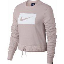 8f89478aa6c Nike W NSW Crew Crop Swsh růžová